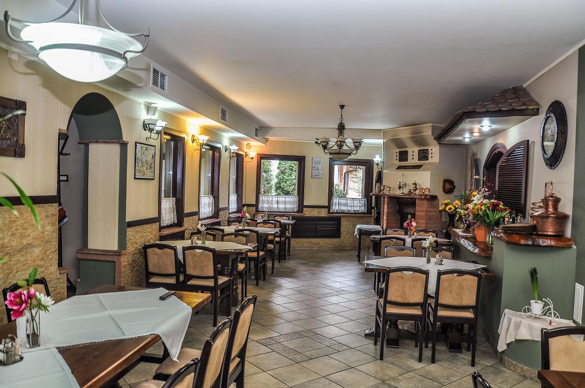 Restaurant Casa Albă