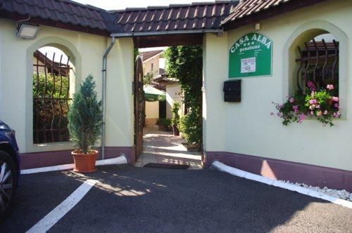Pensiunea Restaurant Casa Albă Ghimbav