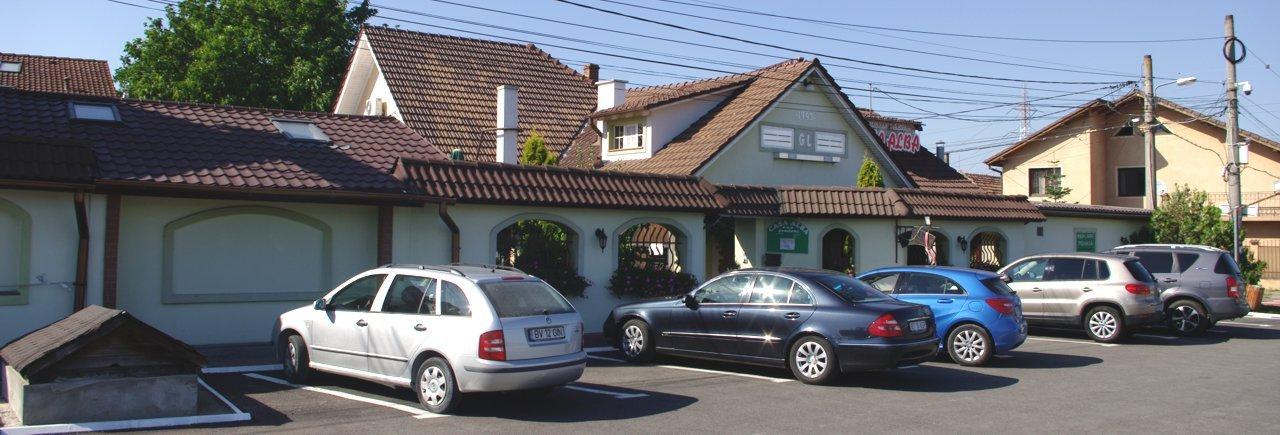 Pensiunea Restaurant Casa Albă - restaurant şi cazare Ghimbav